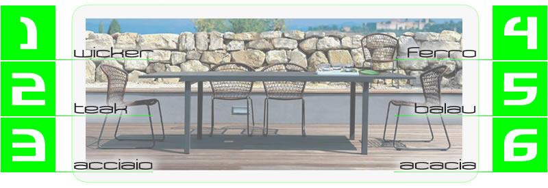 Vendita online arredo giardino for Arredo giardino brescia